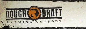 rought draft logo